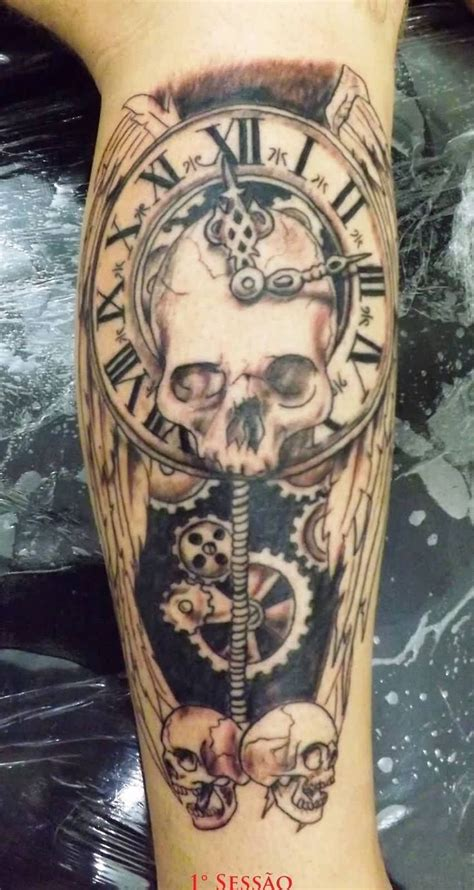 skull with welding hood tattoo google search tat ideas