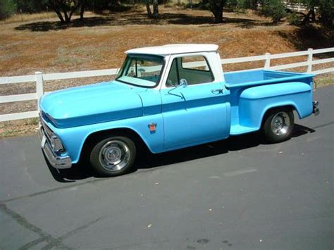 image gallery 1964 chevy stepside