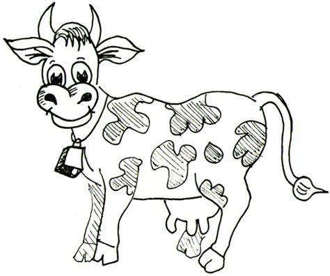 Beautiful Animated Christmas E Cards #6: Cartoon+cow+pics+(4).png