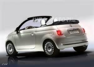 Fiat Cc 500 Fiat 500 Cc Cabrio