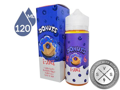 Hype Strawberry Doughnut Premium Liquid Impor 60ml Nic 3mg blueberry donuts by donuts e juice 120ml