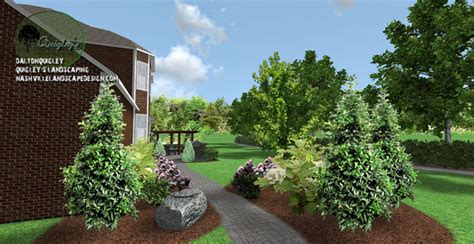 landscape design in franklin tn nashville landscape