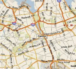 Map Of Queens New York by Queens Ny Bing Images