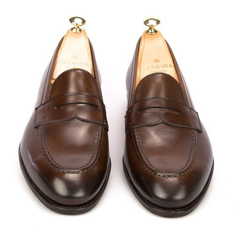 pennie loafers brown loafers 80191