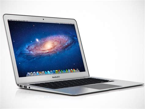 Macbook Air Replika 3d 13 inch macbook air model