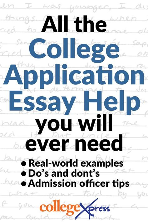 Tips On Writing College Essays by Best 25 College Essay Exles Ideas On College Essay Tips College Admission Essay