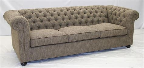 Chesterfield Sofa Ireland Chesterfield Linen Sofa Linen Feather Chesterfield Sofa 94 Inch The Dump America S Thesofa