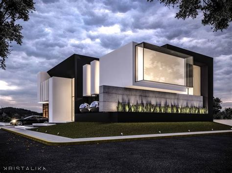 da house architecture modern facade contemporary 1000 images about fachadas de casas modernas en pinterest