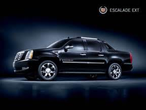 Cadillac Truck 2009 2009 Cadillac Escalade Ext Jimbo Reviews Of Trucks
