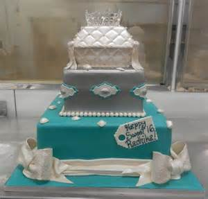 Sweet 16 Cakes Ideas Sweet 16 Cake Fit For A Princess Winter