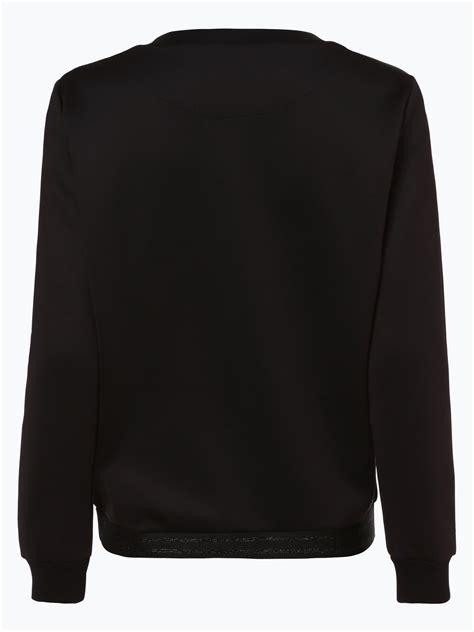 Kain Scuba 1 50cm By Auratexstile margittes damen sweatshirt anthrazit bedruckt