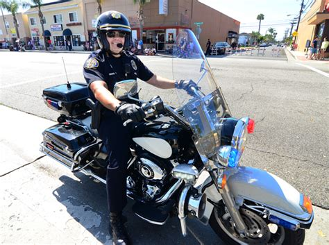 Gardena Ca Chief Of Improving Motorcycle Safety Aim Of Gpd Operation
