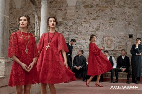 Editorial Dress Of The Month Dolce Gabbana by The Panda Purveyor Dolce And Gabbana Fall 2013