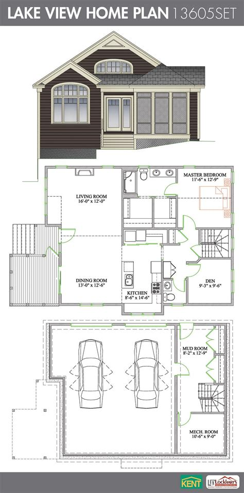 View Home Plans by Decorative Lake View Home Plans 7 Cocodanang