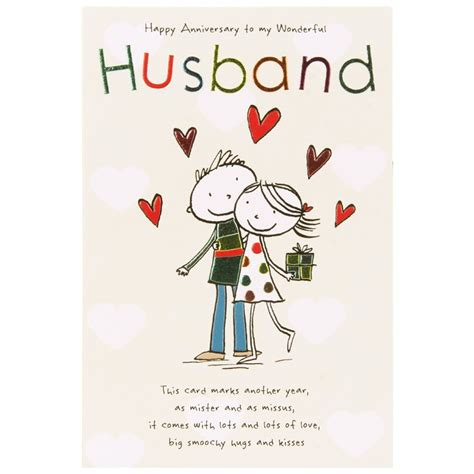 Wedding Anniversary Greeting To My Husband by Anniversary Quotes For Husband Quotesgram