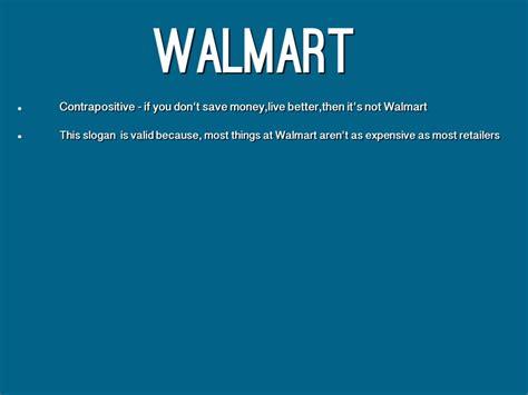 Conditional Advertisements by Neil Bombaywala Walmart Slogans