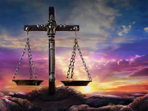 The Judgment mercy cannot exist without judgement immutable
