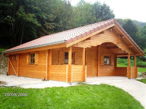 Prix Construction Chalet Bois Maison Design Stuhne.com
