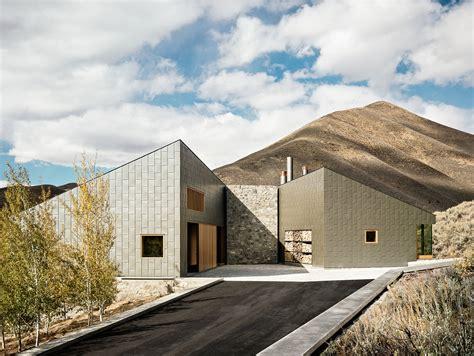sun house sun valley house by rick joy architects ideasgn