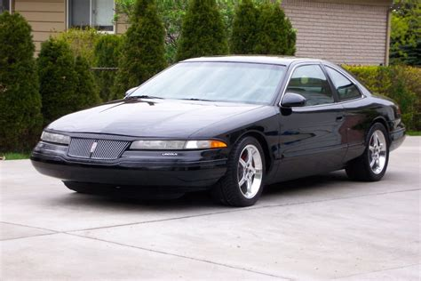 how things work cars 1995 lincoln mark viii user handbook 1995 lincoln mark viii information and photos zombiedrive