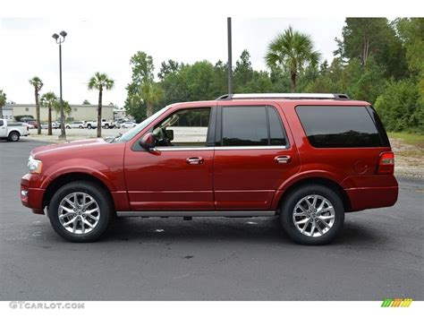 ford expedition red 2017 ruby red ford expedition limited 115661997 photo 13