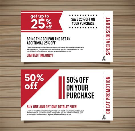 template promo code 9 hotel voucher templates free psd vector ai eps
