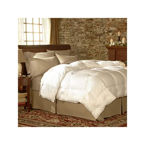allergy free down comforter pacific coast medium warmth down comforters value priced