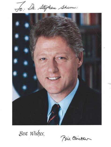 Us President To An Mba Degree by Former Us President Bill Clinton 特許行政管理協會海外進修課程
