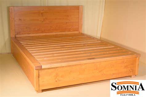 letti in legno artigianali letti contenitore in legno massello somnia f lli viola