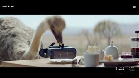 what do you do if your can t do what you can t samsung best commercial dowhatyoucant ostrich