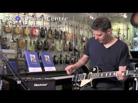 Kaos Gibsun 1 gear review gibson les paul traditional bigsby