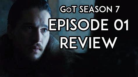 watch entourage season 1 episode 2 the review english game of thrones season 7 episode 1 review dragonstone