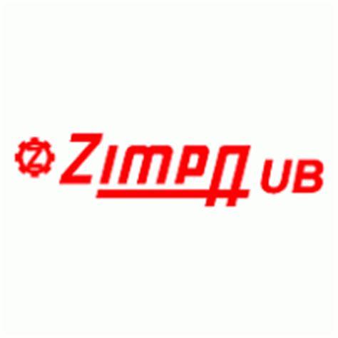 zimpa ub logo vector eps