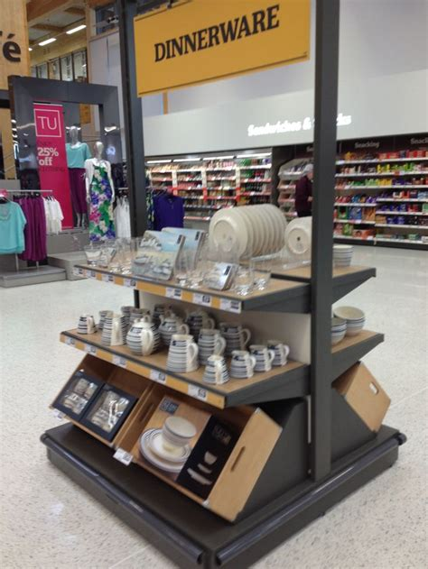 retail layout principles sainsbury s kings lynn homewares home cook dine