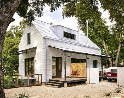 Modern Efficient Home Design Wall House A Modern Farmhouse With Energy Efficient
