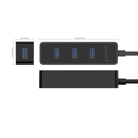 Ultra High Speed Usb 30 Hub 4 Port 1 Port Usb Charging T1310 1 orico ultra mini usb 3 0 high speed hub 4 port 30cm cable