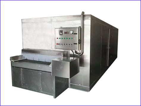 tunnel quick freeze machine flash freezing equipment china honest industry trade