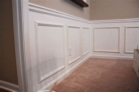 Build Your Own Wainscoting 1000 Images About Wainscoting Ideas On