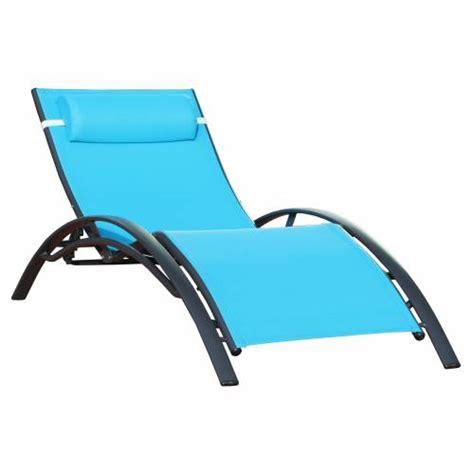 chaise longue design turquoise vente chaise longue