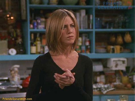 rachel seasons haircuts jennifer aniston friends short hair memes