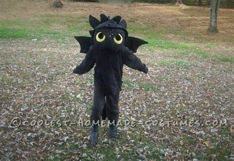 how to your costume how to your toothless costume