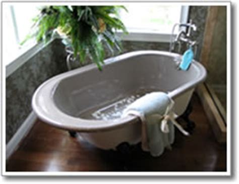 how to restore old bathtub restore clawfoot tub