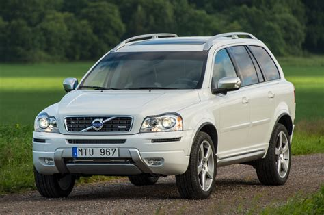 2013 volvo xc 90 2013 volvo xc90 reviews and rating motor trend