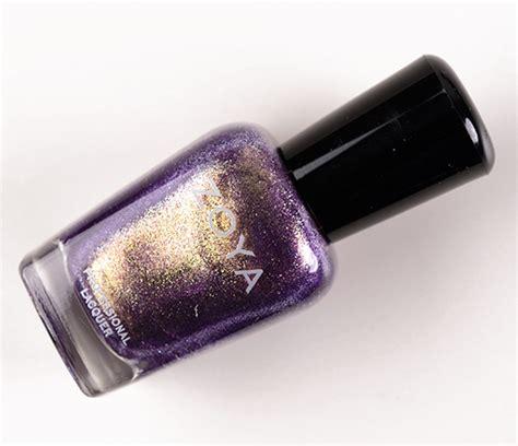 Zoya Cosmetics Eyeshadow Carafe 01 zoya daul nail lacquer review photos swatches
