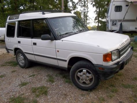 land rover cummins find used land rover discovery 1995 cummins 4bt diesel in