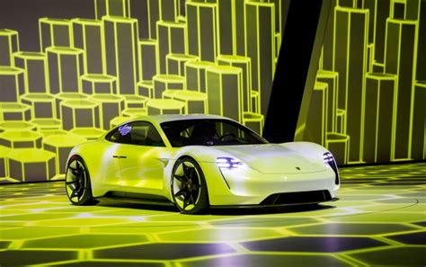 porsche mission price porsche mission e electric car to cost less than panamera