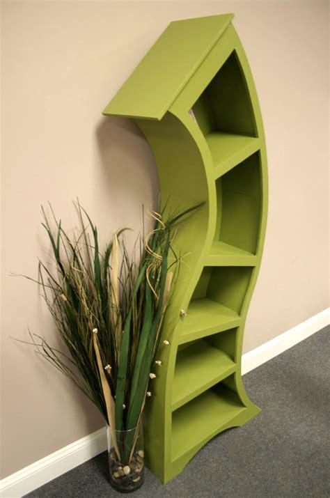 curved bookshelves 25 creative bookshelf designs you got to see hongkiat