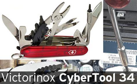 Pisau Saku Swiss Army review victorinox cybertool 34 pisau lipatnya orang it jagat review