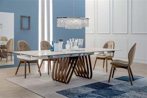 tonin tavoli arpa tavoli pranzo tonin casa architonic