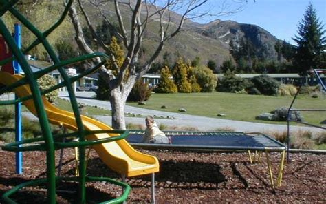 Wanaka Top 10 Park Standard Cabin by Wanaka Top 10 Park Parks Association Of